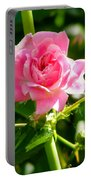 Little Rose Doll Portable Battery Charger