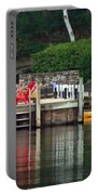 Little Sister Dock Reflection Portable Battery Charger