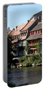 Little Venice - Bamberg - Germany Portable Battery Charger