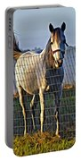 Little White Pony Portable Battery Charger