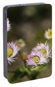 Little Wild Flowers Portable Battery Charger