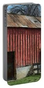Livestock Barn Portable Battery Charger