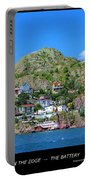 Living On The Edge -- The Battery - St. John's Nl Portable Battery Charger