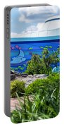 Living Seas Signage Walt Disney World Portable Battery Charger
