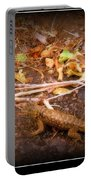 Lizard On The Loose Portable Battery Charger