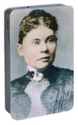 Lizzie Andrew Borden (1860-1927) Portable Battery Charger
