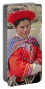 Llama Lady Portable Battery Charger