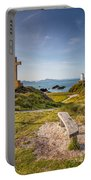Llanddwyn Island Bench Portable Battery Charger