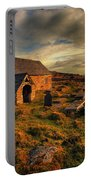 Llangelynnin Church Conwy Portable Battery Charger