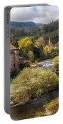 Llangollen And The River Dee Portable Battery Charger