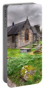 Llantysilio Church Portable Battery Charger by Adrian Evans