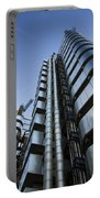 Lloyd's Building. Portable Battery Charger