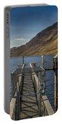 Llyn Cowlyd Reservoir Portable Battery Charger