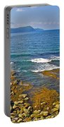 Lobster Cove In Rocky Harbour-nl Portable Battery Charger
