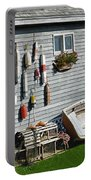 Lobster Pots And Buoys Portable Battery Charger