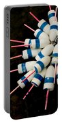 Lobster Trap Bouy Bunch Portable Battery Charger