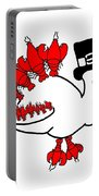 Lobster Turkey Portable Battery Charger