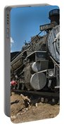 Locomotive Engineer Portable Battery Charger