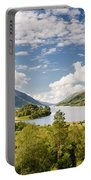Loch Shiel And Glenfinnan Monument Portable Battery Charger