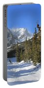 Loch Vale Winter Portable Battery Charger
