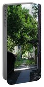 Locke Chinatown Series - Alley With Trees - 5 Portable Battery Charger