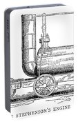 Locomotive, 1815 Portable Battery Charger