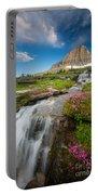 Logan Pass Cascades Portable Battery Charger