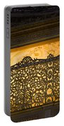 Loge Of The Sultan In Hagia Sophia  Portable Battery Charger