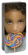 Lollipop Portable Battery Charger