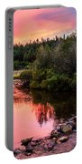 Lolo Hot Springs Creek Portable Battery Charger