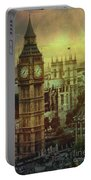 London - Big Ben Portable Battery Charger