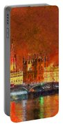London By Night Portable Battery Charger