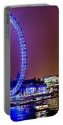 London Eye Night Glow Portable Battery Charger