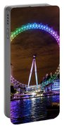 London Eye Pride Portable Battery Charger