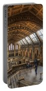 London Natural History Museum Portable Battery Charger