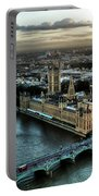 London - Palace Of Westminster Portable Battery Charger