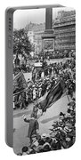 London Parade, C1915 Portable Battery Charger