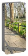London Park Portable Battery Charger by Tom Gowanlock