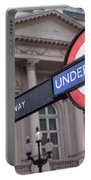 London Underground 1 Portable Battery Charger