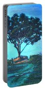 Lonely Giant Tree Portable Battery Charger