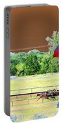 Lonestar Park - Backstretch - Photopower 2205 Portable Battery Charger