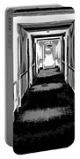 Long Hallway Portable Battery Charger