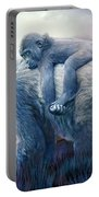 Silverback Gorilla - Long Journey Home Portable Battery Charger