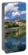 Long Lake Beartooth Pass Portable Battery Charger