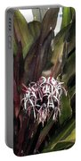 Long Leaf Explosion Portable Battery Charger