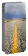 Long Lonely Road Portable Battery Charger