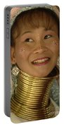 Long Necked Woman Thailand 5 Portable Battery Charger