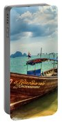 Longboat Asia Portable Battery Charger