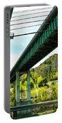 Longest Bridges In Vermont Portable Battery Charger