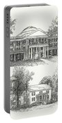 Longwood College Portable Battery Charger